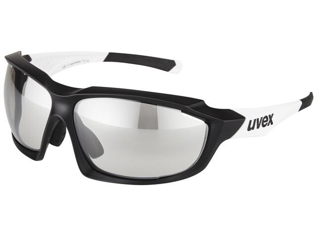 UVEX sportstyle 710 vm Glasses black mat white